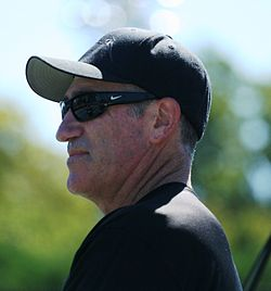 Brad Gilbert at the 2010 US Open 02.jpg
