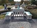 Brandenburg Gate at Mini Europe 01.jpg