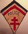 "Brassard de la section ""Police"" du groupe Robert.jpg"
