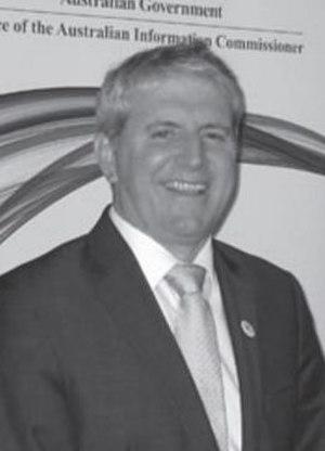 Brendan O'Connor (politician) - Image: Brendan O'Connor MP 2011