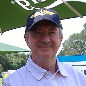 Brian Jones (aeronaut) - Brian Jones in 2007