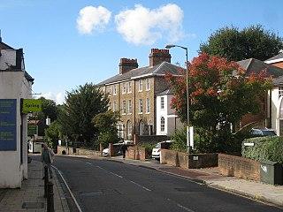 Leatherhead Human settlement in England