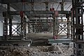 Brno-Žabovřesky, oprava mostu cesty E461 přes ulici Horova.JPG