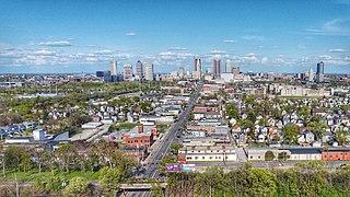 Franklinton (Columbus, Ohio) Neighborhood in Columbus, Ohio