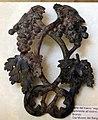 Bronzi romani, idolino di pesaro, 30 ac. ca. frammento del tralcio di vite porta-lucerna.JPG