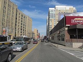 Brookline Avenue
