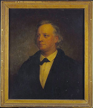 Brooklyn Museum - Henry Ward Beecher - George ...