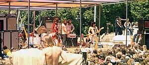 Brownsville Station (band) - Brownsville Station, Charlotte, North Carolina, 1972