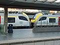 Brugge station in avondlicht 2018 6.jpg