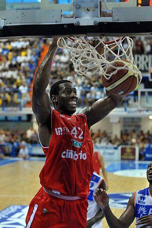 EuroLeague Best Defender - Bryant Dunston was the EuroLeague's Best Defender 2 times (2014, 2015).