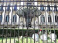 Bucuresti, Romania, Palatul Cantacuzino pe Calea Victoriei nr. 141, sect. 1, (detaliu 2).JPG
