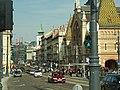 Budapešť, Belváros, Fővam tér, dopravní ruch.JPG