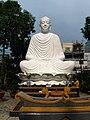 Buddha statue Giac Lam.jpg