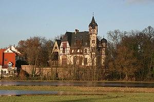 Gabriel von Seidl - Image: Buedesheim Neues Schloss