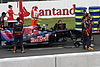 Buemi 2009 British GP grid.jpg