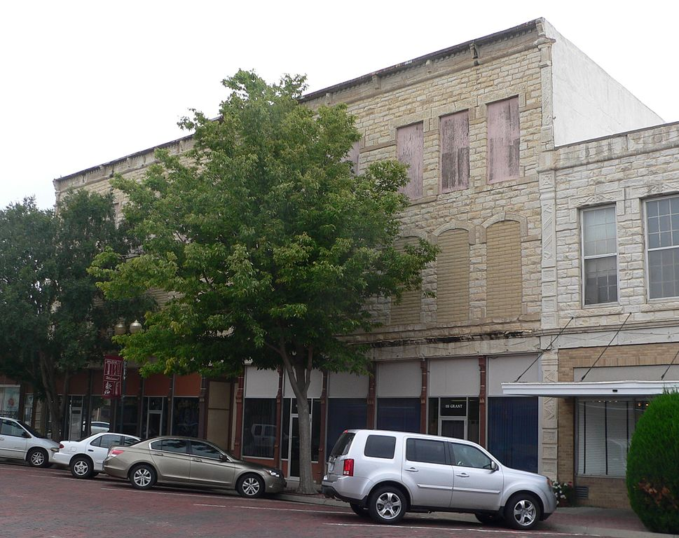 File Buffalo Hotel Garden City Ks 1 Jpg Wikipedia