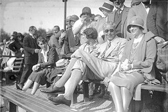 1929 in tennis - Right to left:Wills (1) and von Reznicek (8)