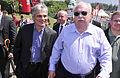 Bundeskanzler Werner Faymann besucht das Donauinselfest (5869666358).jpg