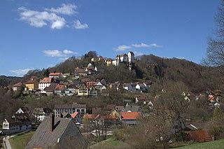 Egloffstein Castle castle