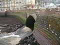 Burn flowing into Oban Bay - geograph.org.uk - 1599493.jpg