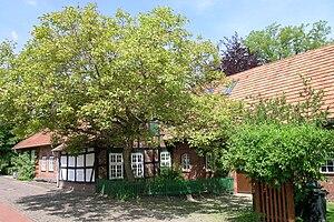 Wilhelm Busch - The house in which Busch was born, Wiedensahl, 2008