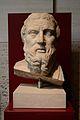 Bust of Herodotus in Palazzo Massimo (Rome).JPG