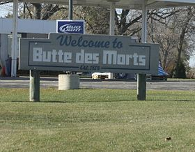 Butte des Morts