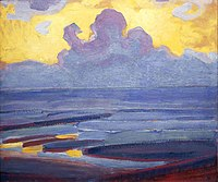 By the Sea, Piet Mondrian, 1909.jpg
