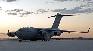 183d Airlift Squadron - C-17 Globemaster III from the 183d Airlift Squadron