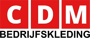 Logo van CDM Bedrijfskleding