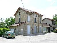 CFEL - La gare de Soleymieu-Sablonnière.JPG