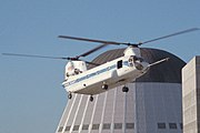 CH-47B (USA 66-19138 NASA 737)