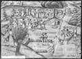 CH-NB - Stein am Rhein, Kloster Sankt-Georgen, Wandmalerei, vue partielle - Collection Max van Berchem - EAD-6988.tif
