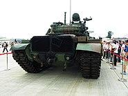 CM-11 Tank Rear View 20110813a