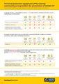 COVID-19 PPE community-care-providers A4 Poster.pdf