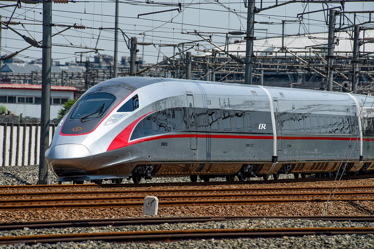 highspeed rail in china wikipedia