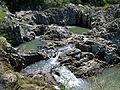 Caídas de agua, Valle del Lunarejo..JPG