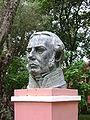 Cabeza de J. J. de Urquiza en Palacio San José.JPG