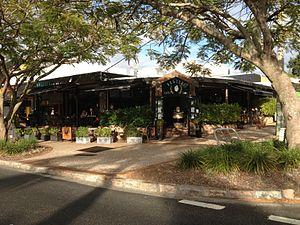 Racecourse Road, Brisbane - Cafe/restaurant on Racecourse Road