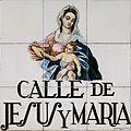 Calle de Jesús y María (Madrid) 01.jpg