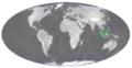 Callistopteris superba distribution.png