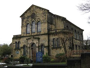Calverley - Methodist Church (1872)