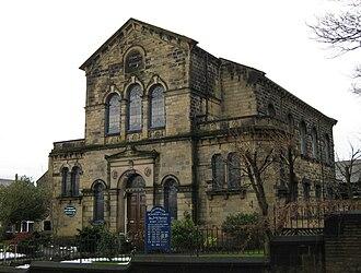 Calverley - Methodist Church (1872)
