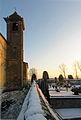 Campanile Chiesa di San Bartolomeo e cimitero.jpg