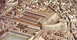Capitoline Games - The Campus Martius. This arena held many of the Capitoline Games.