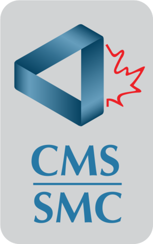 Canadian Mathematical Society - Image: Canadian Mathematical Society