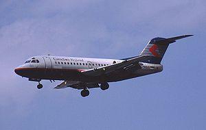 Canadian Regional Airlines - Canadian Regional Fokker F28