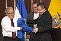 Canciller Ricardo Patiño se reúne con Vicepresidente de El Salvador (7874699526).jpg