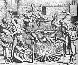 Il cannibalismo [ modifica | modifica sorgente ]