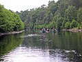 Canoeing on the Spey - geograph.org.uk - 1238413.jpg